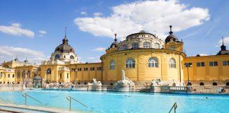 Urban escape: băi termale și piscine istorice