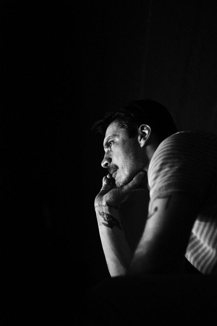 Emilian Oprea, repetiții Pescărușul la unteatru, foto Adi Tudose