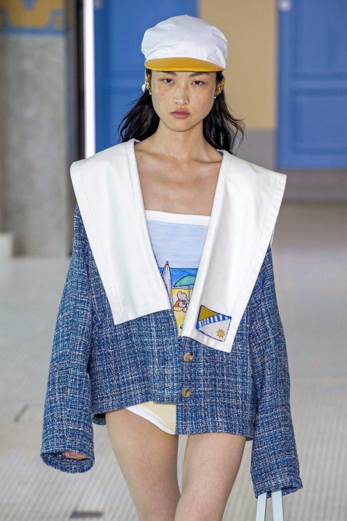 Colecția Lanvin SS20 Menswear la Paris Fashion Week