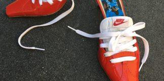 Designerul român Ancuța Sarca și pantofii Nike care au cucerit Instagramul