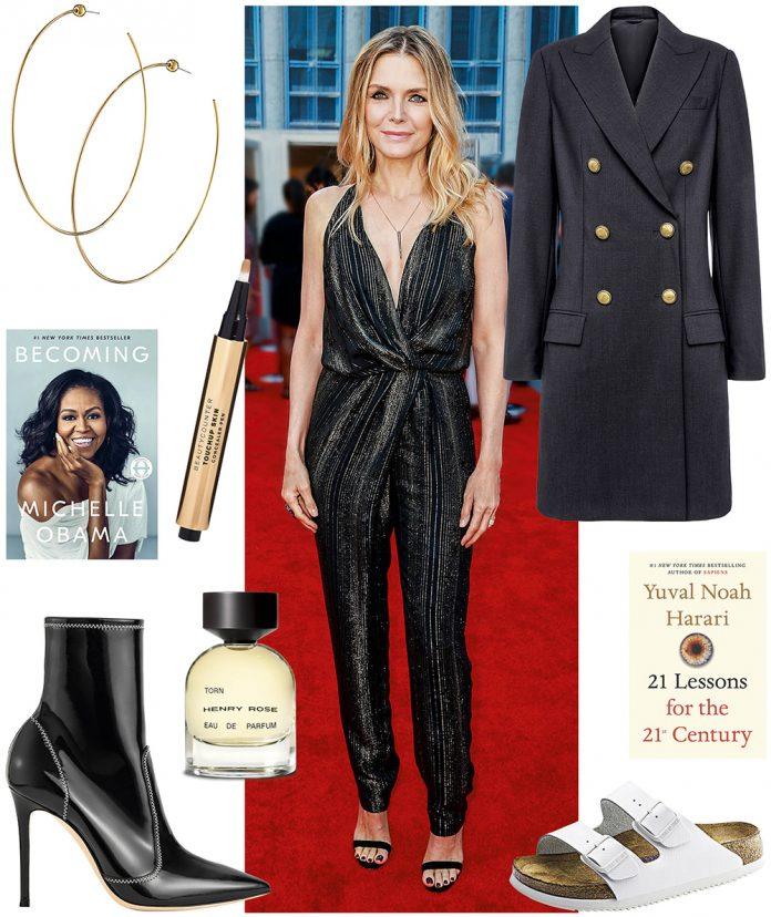The Style: Michelle Pfeiffer, mereu cool fără efort