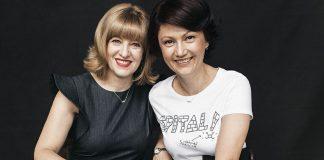 Prietenii geniale: Oana Gheorghiu și Carmen Uscatu