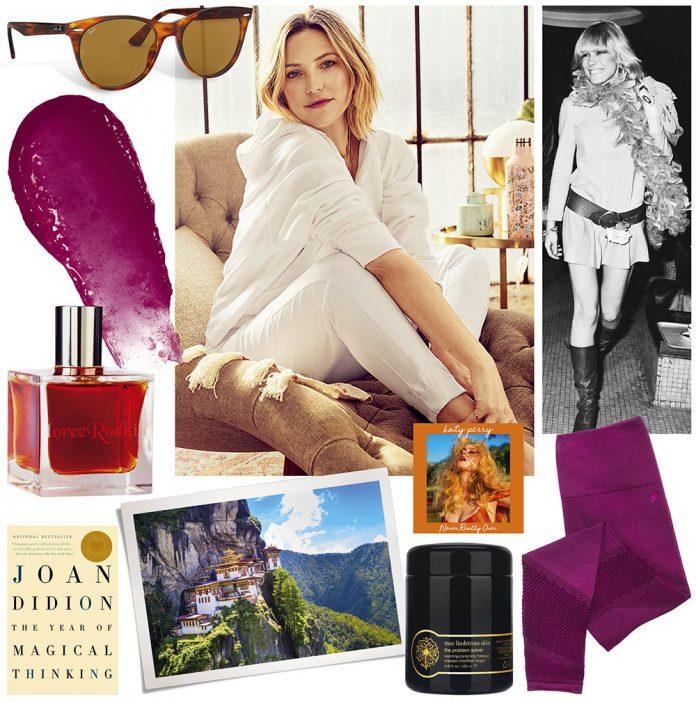 Women of style: Kate Hudson se regăsește în stilul șic fără efort