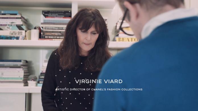 Behind the scenes CHANEL Métiers d'art, cu Virginie Viard